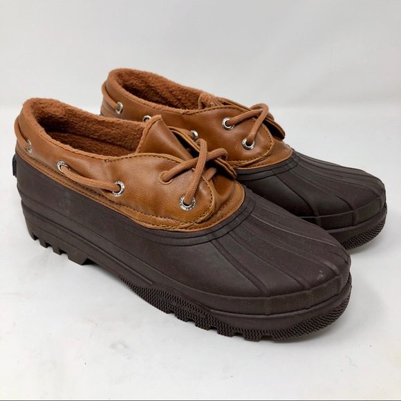 Sperry Top Sider Duck Boots Waterproof